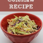 Recipe for Coleslaw