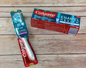Colgate Enamel Health Products