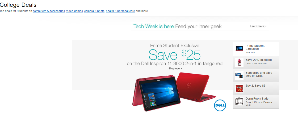 how to get student prime on amazon