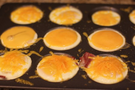 Cook Eggs in Oven
