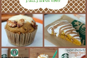 Copycat Starbucks Recipes Fall Favorites