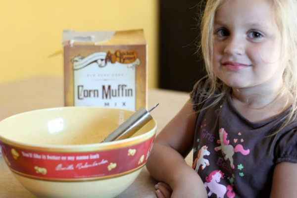 Corn Bread Mixture