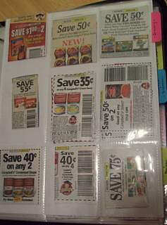 Coupon Binder