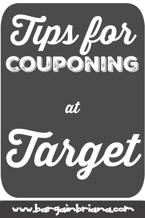 Couponing Tips for Target - Learn to Coupon 101