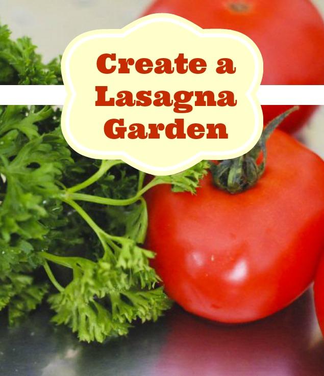 Create A Lasagna Garden