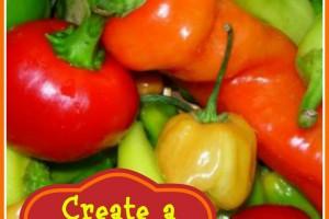 Create a Salsa Garden