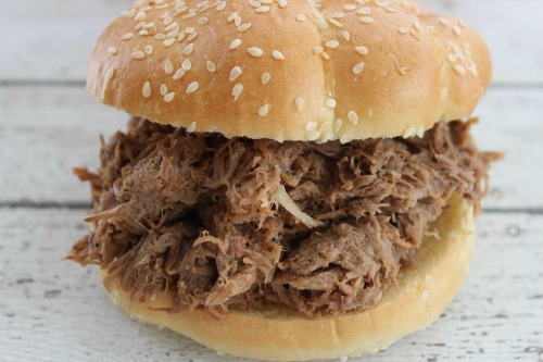 Crockpot Coke Pulled Pork