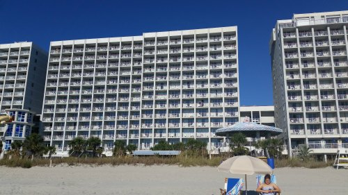 Crown Reef Resort at Myrtle Beach