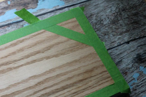 DIY Cutting Board Step 2