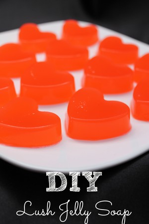 DIY Jelly Soap