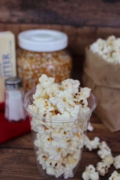 DIY Microwave Popcorn to Make at Home