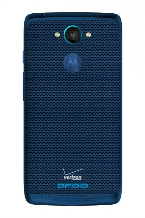 DROID Turbo Sapphire Blue Motorola