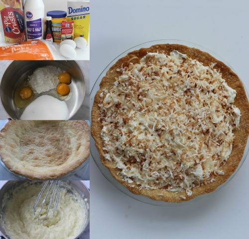 Delicious Coconut Cream Pie Recipe
