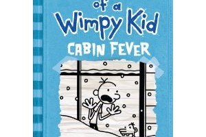 Amazon: Pre-Order Diary of a Wimpy Kid: Cabin Fever $6.96 (Shipped)