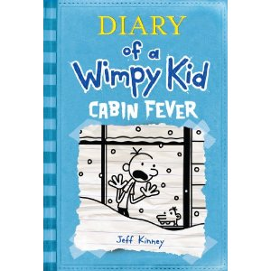 Amazon pre order diary of a wimpy kid cabin fever 696 shipped my solutioingenieria Choice Image