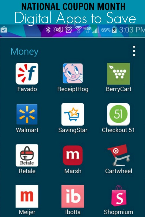 Digital Apps to Save