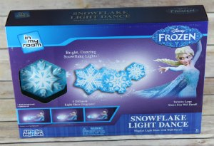 Disney Frozen Snowflake Light Dance Holiday Gift Guide