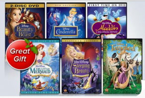 Disney Movie Bundle 300x203 6 Disney Movies for $39 Shipped | $6.50/each