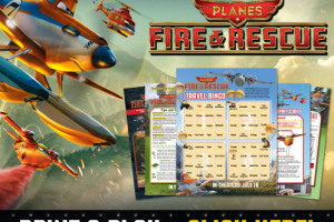 Disney's Planes Fire & Rescue: Free Print & Play Pack