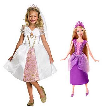 Disney Princess Rapunzel Bundle