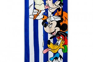 Disney Store: Beach Towels $4.99