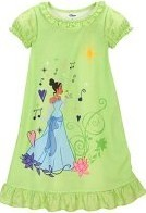 Disney Store:  Disney Character Kid's PJ's and Nightgowns 50% Off