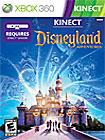 Disneyland Adventures Kinect
