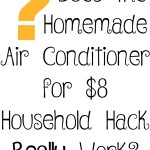 Does the Homemade Air Conditioner for 8 Household Hack Really Work