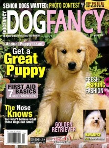 Dog Fancy 6 222x300 One Year Subscription Dog Fancy $5.49/year
