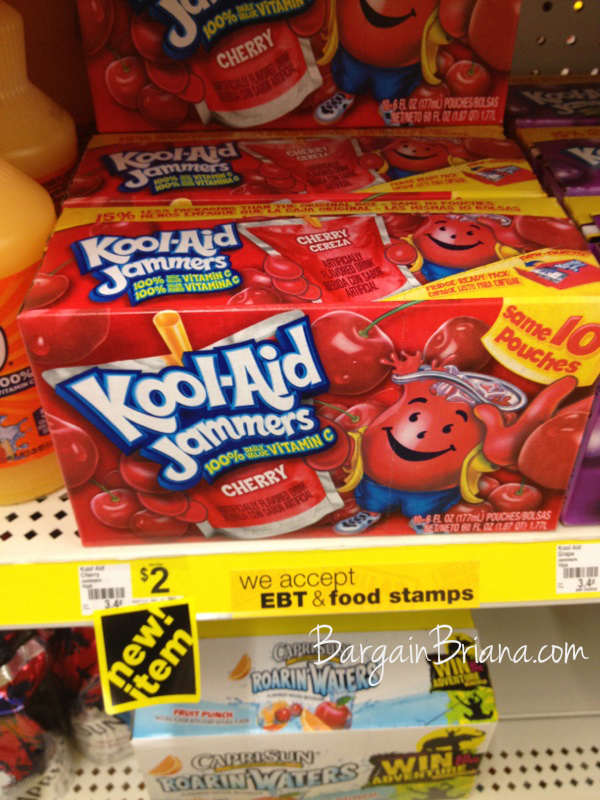 Dollar General Kool Aid Jammer Coupon Matchup