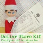 Dollar Store Elf via Bargain Briana