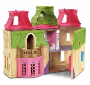 Dream Dollhouse 300x284 Fisher Price Loving Family Dream Home   $49.99 shipped