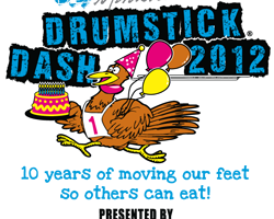 Get Fit Friday: Drumstick Dash