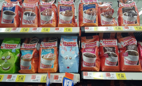 walmart has a variety of flavors roasts and seasonal items for every dunkin donuts coffee fan save on dunkin now