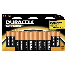 Duracell AA Batteries (20 ct) $7.74 Shipped - BargainBriana