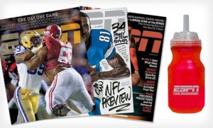 ESPN the Magazine Deal