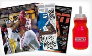 ESPN the Magazine Deal