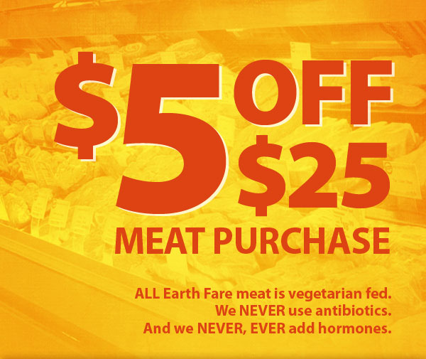 Earth fare coupon match up