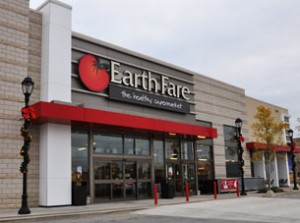 Earth Fare: Free Organic Grapes with $10 Purchase Coupon