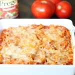Easy Baked Ziti Recipe Using Prego