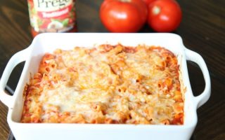 Tips for Planning the Perfect Back to School Dinner | Easy Baked Ziti Recipe