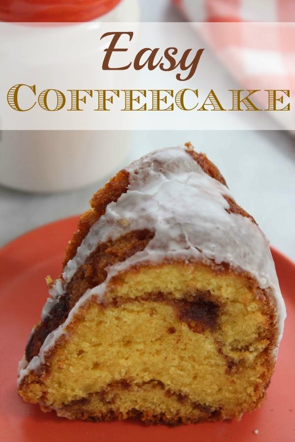 Easy Coffeecake