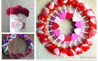 25 Valentine's Day Easy Crafts
