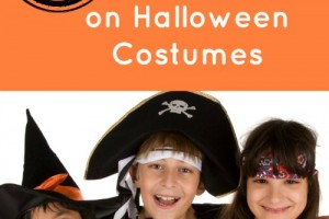 5 Easy Ways to Save Big on Halloween Costumes