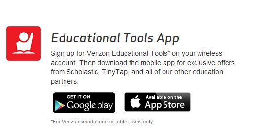 Educational Tools from Verizon