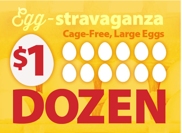 Egg Cage Free Coupon