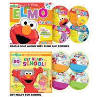 Elmo Read and Sing
