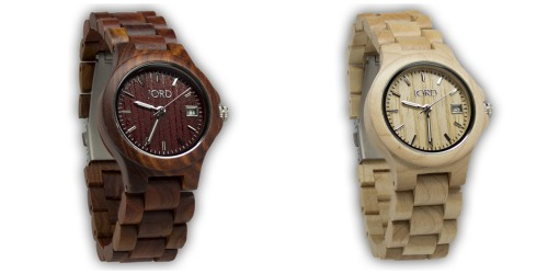 Ely JORD Wood Watch Review + Giveaway #jordwatch