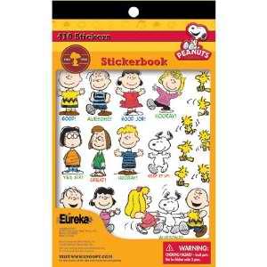 Eureka Peanuts Stickers