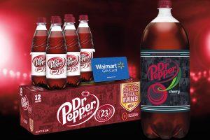 Dr Pepper Rewards Program #BigPlayRewards